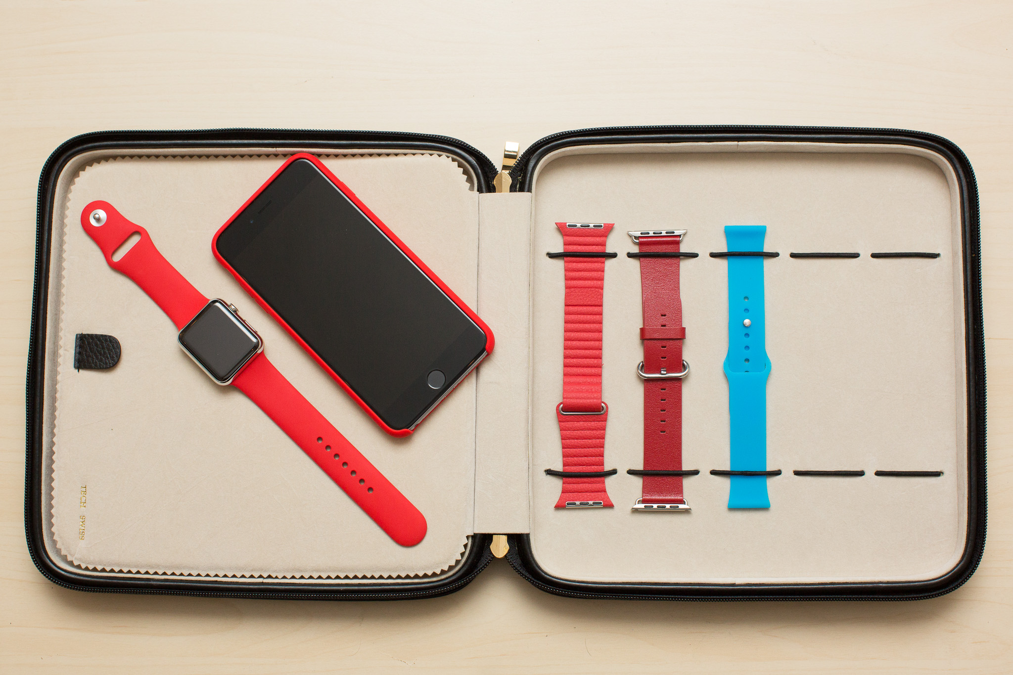 Our Apple Watch Strap Storage Case Is Back Techswiss