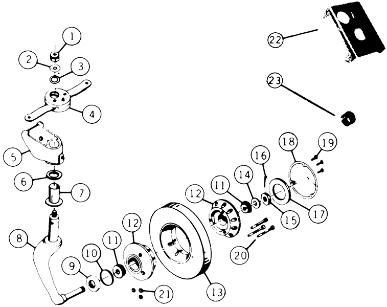 Scott 2000 Tailwheel