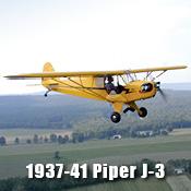 1937-41 Piper J-3