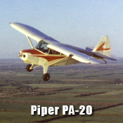 Piper PA-20 Pacer Parts Catalog
