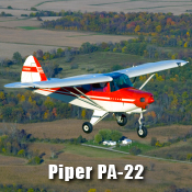 Piper PA-22 Tri-Pacer Parts Catalog