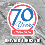 Univair Turns 70!