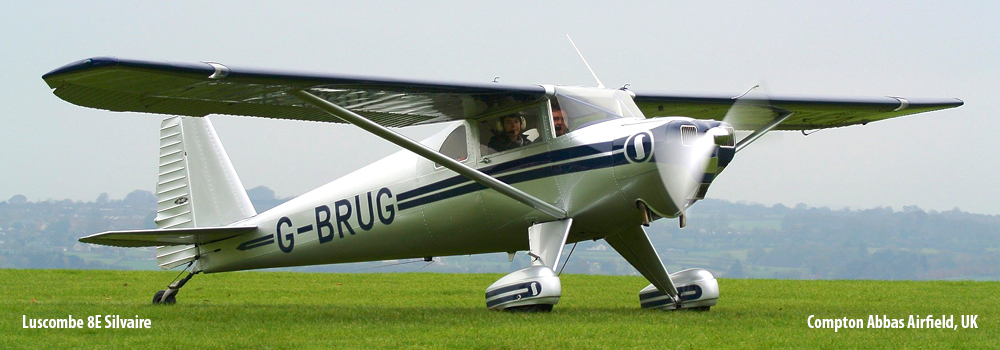 Luscombe - Univair Aircraft Corporation