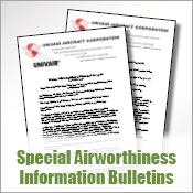Special Airworthiness Information Bulletins