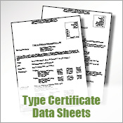 Type Certificate Data Sheets