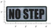 -80944-002   PIPER PLACARD - NO STEP