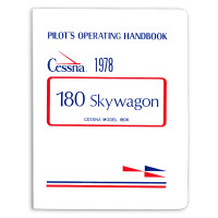 D1113-13   CESSNA 180K OWNERS MANUAL 1978