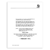 P545-12   CESSNA 188 PARTS CATALOG 1966-75