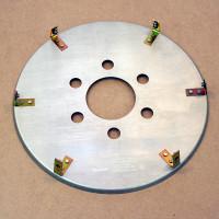 U14424-005   UNIVAIR SPINNER BACK PLATE - FITS PIPER