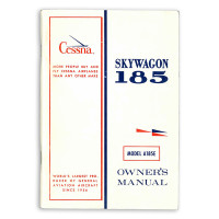 D937-13   CESSNA A185E OWNERS MANUAL 1971-72