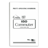 D1080-13   CESSNA 150M OWNERS MANUAL 1977
