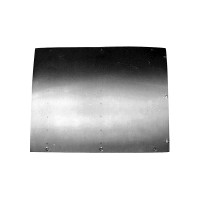 U12356-003   UNIVAIR TOP COWL ASSEMBLY - FITS PIPER PA-18