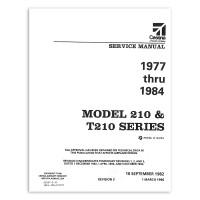 D2057-3-13   CESSNA 210 SERVICE MANUAL 1977-84