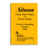 3WM   STINSON 108-3 OWNERS MANUAL