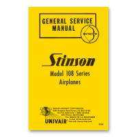 SSM   STINSON GENERAL SERVICE MANUAL