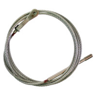 108-1141506   STINSON WING FLAP CONTROL CABLE