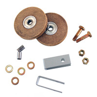 750-189   STINSON RUDDER CABLE PULLEY MODIFICATION KIT