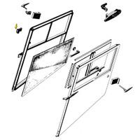 108-3002254   STINSON CABIN WINDOW LOCK SPRING