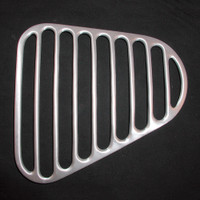 UB-6074-L   TAYLORCRAFT NOSE COWL GRILLE - LEFT