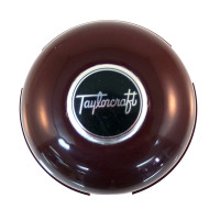 52055-TC-MAR   TAYLORCRAFT HUB COVER - MAROON
