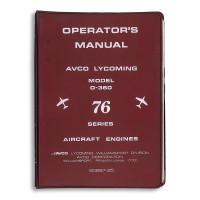 60297-25   LYCOMING O-360 76 SERIES OPERATORS MANUAL