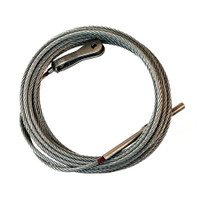 U0400107-9   UNIVAIR ELEVATOR DOWN CABLE - FITS CESSNA