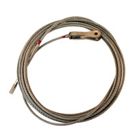 U0400107-105   UNIVAIR ELEVATOR UP CONTROL CABLE - FITS CESSNA