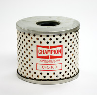 CF0100-1   CHAMPION OIL FILTER ELEMENT