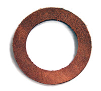 13423   LEATHER GAS CAP GASKET