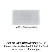 RANDOLPH RANTHANE HIGH SOLIDS - METALLIC SILVER
