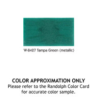 RANDOLPH RANTHANE HIGH SOLIDS - TAMPA GREEN (METALLIC)