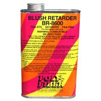 2-86-3   POLY-FIBER BR-8600 BLUSH RETARDER - 1 QUART
