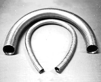 GD3/4   FLEXIBLE GALVANIZED STEEL DUCT - .75 INCH