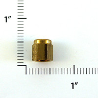 AN805-2   UNION NUT - BRASS