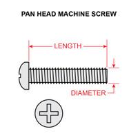 MS35207-266   PAN HEAD SCREW - NF