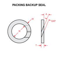 MS28774-218   PACKING BACKUP SEAL