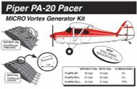 VG5028   MICRO VORTEX GENERATOR KIT - PIPER PA-20, PA-22
