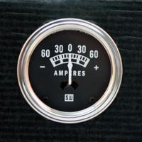 82202   STEWART WARNER STANDARD AMMETER 60-0-60