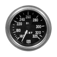 82327-72   STEWART WARNER DELUXE OIL TEMPERATURE GAUGE