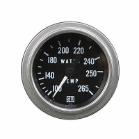 82326-72   STEWART WARNER DELUXE WATER TEMPERATURE GAUGE
