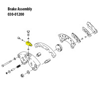 087-00200   CLEVELAND BLEEDER BODY ASSEMBLY