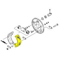 172-00101   CLEVELAND HYDRAULIC SHOE ASSEMBLY - RIGHT