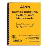 LSB   ALON A-2 SERVICE BULLETINS