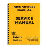 LSM   ALON A-2/A-2A SERVICE MANUAL