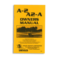 LWM   ALON A-2/A-2A OWNERS MANUAL