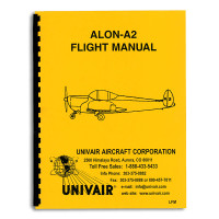 LFM   ALON A-2 FLIGHT MANUAL