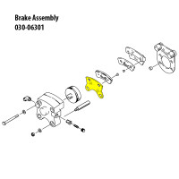073-01100   CLEVELAND PRESSURE PLATE ASSEMBLY