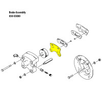 073-03600   CLEVELAND PRESSURE PLATE ASSEMBLY
