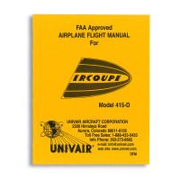 DFM   ERCOUPE 415-D FLIGHT MANUAL