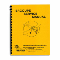 ESM   ERCOUPE SERVICE MANUAL
